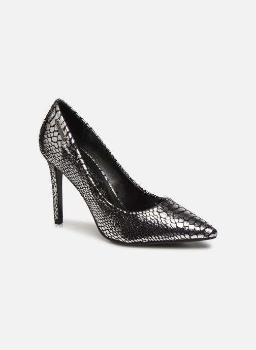 Zapatos de tacón Kaporal Rimelle Plateado vista de detalle / par