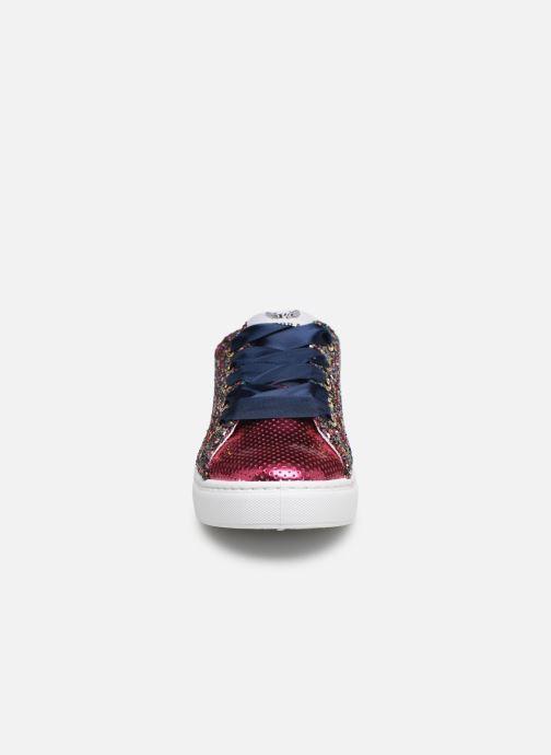 Baskets Kaporal Sherifa Rose vue portées chaussures