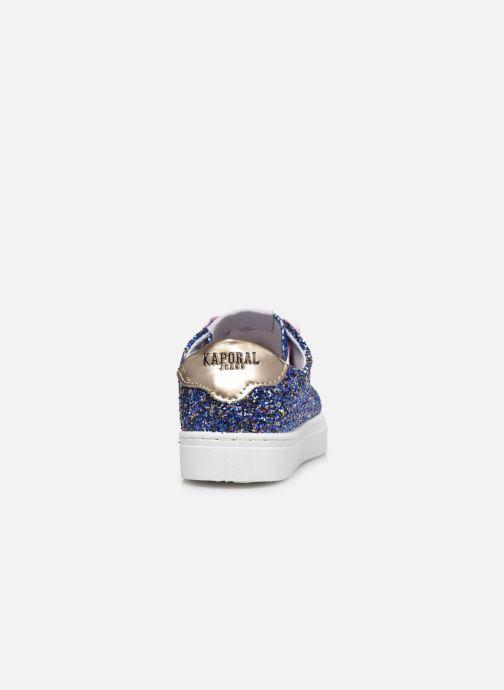 Sneakers Kaporal Sherifa Azzurro immagine destra