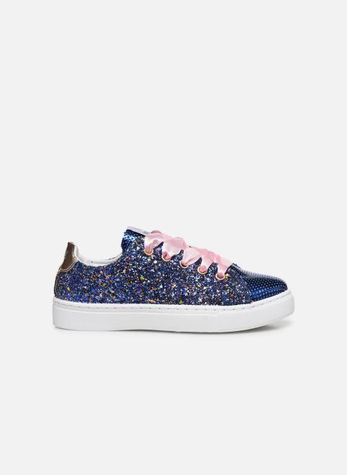 Sneakers Kaporal Sherifa Azzurro immagine posteriore