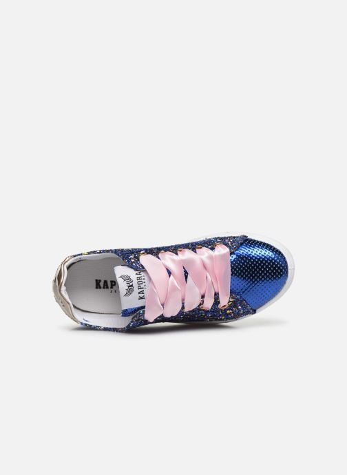 Sneakers Kaporal Sherifa Azzurro immagine sinistra