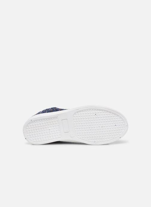 Sneakers Kaporal Sherifa Azzurro immagine dall'alto