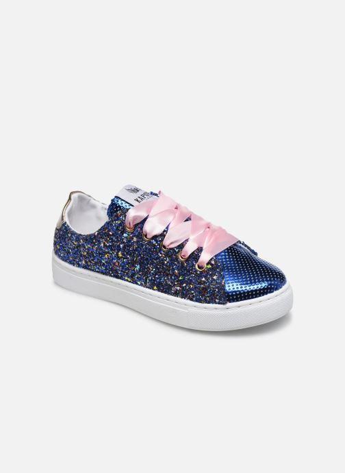 Sneakers Kaporal Sherifa Azzurro vedi dettaglio/paio