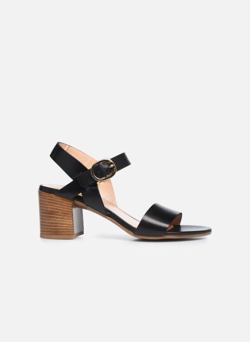 Sandali e scarpe aperte Jonak FELICITA Nero immagine posteriore