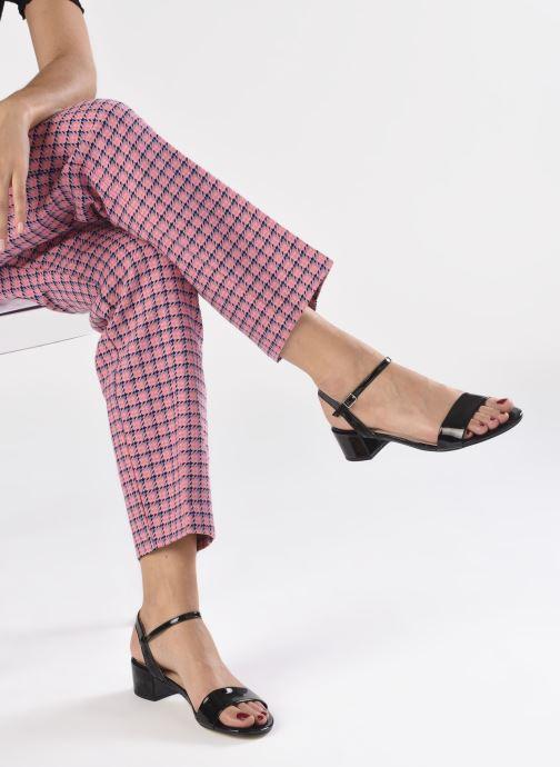 Sandali e scarpe aperte Jonak VIA BIS Nero immagine dal basso