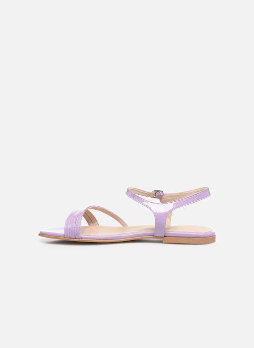 Sandali e scarpe aperte Jonak AMELIKA Viola immagine frontale