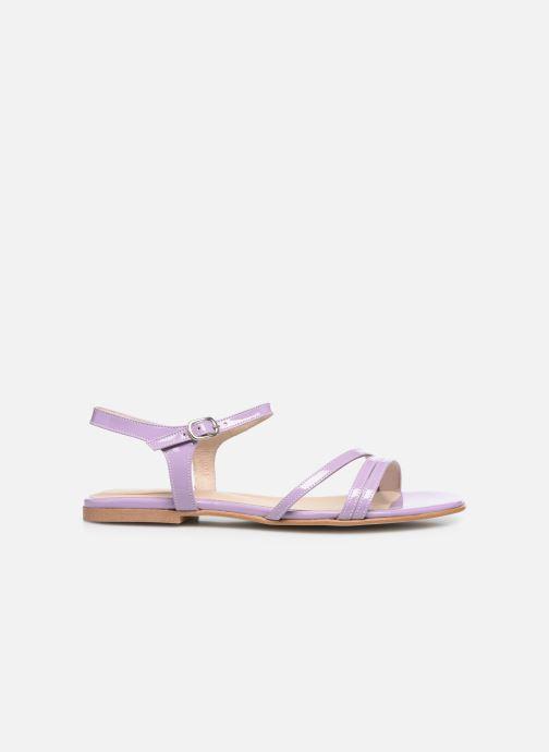 Sandali e scarpe aperte Jonak AMELIKA Viola immagine posteriore