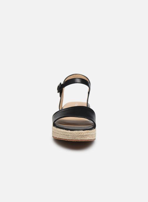 Sandalen Jonak BALI schwarz schuhe getragen