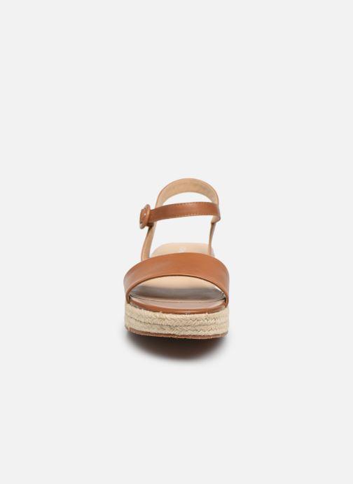 Sandali e scarpe aperte Jonak BALI Marrone modello indossato