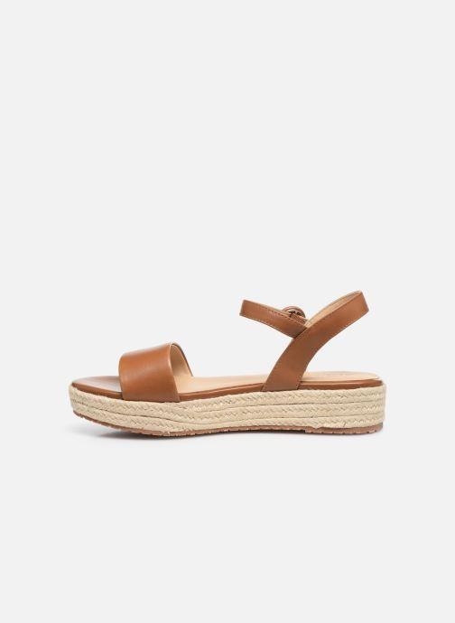Sandali e scarpe aperte Jonak BALI Marrone immagine frontale