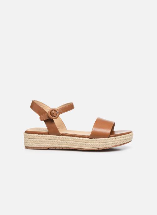Sandali e scarpe aperte Jonak BALI Marrone immagine posteriore