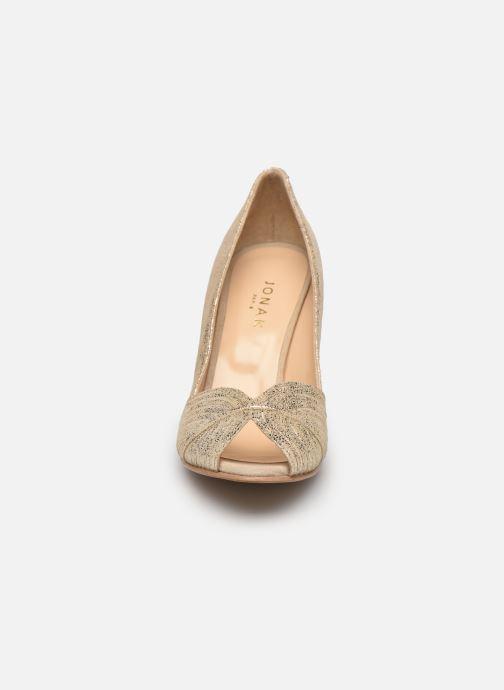 Zapatos de tacón Jonak DAIH Oro y bronce vista del modelo
