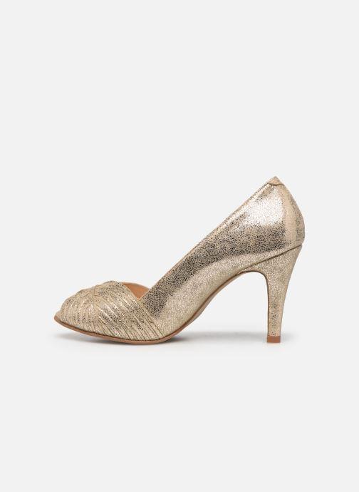 Zapatos de tacón Jonak DAIH Oro y bronce vista de frente