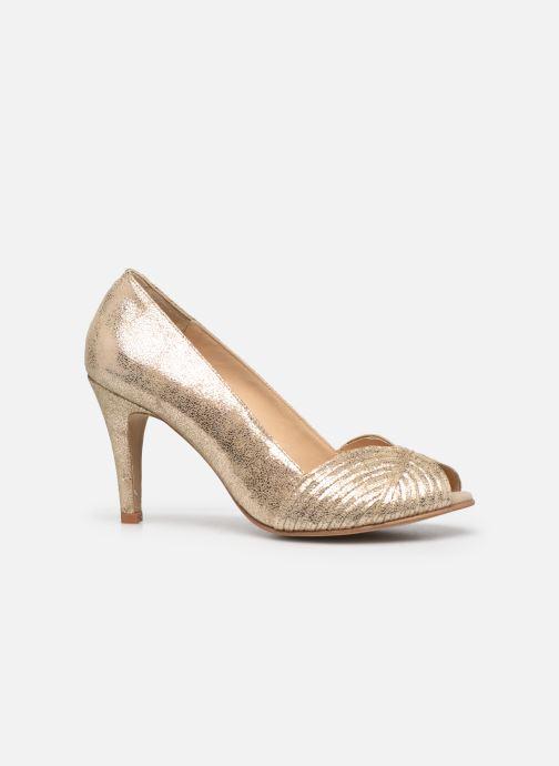 Zapatos de tacón Jonak DAIH Oro y bronce vistra trasera