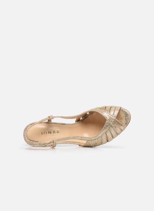 Jonak DAUTA (Argent) Sandales et nu pieds chez Sarenza