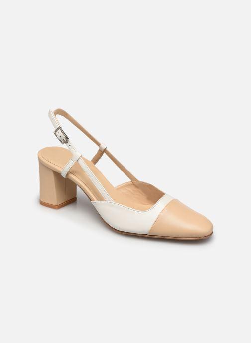 Zapatos de tacón Jonak DHAPOP Beige vista de detalle / par
