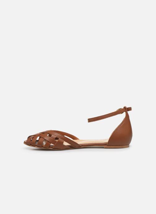 Jonak DOO (Marron) Sandales et nu pieds chez Sarenza (440503)
