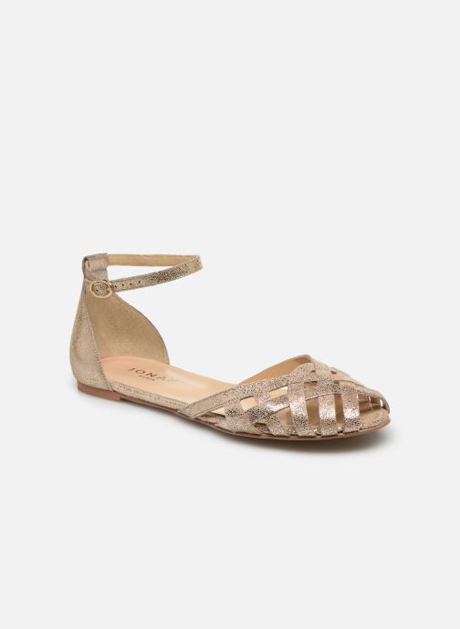 Sandalen Jonak DOO gold/bronze detaillierte ansicht/modell