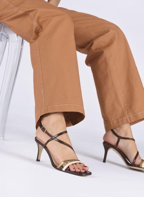 Sandali e scarpe aperte Jonak VAICIA Marrone immagine dal basso