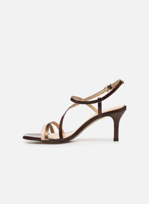Sandali e scarpe aperte Jonak VAICIA Marrone immagine frontale