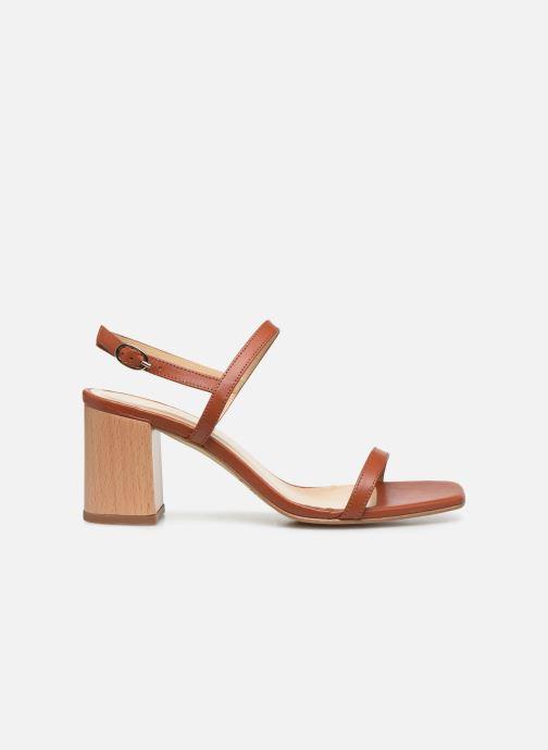 Sandali e scarpe aperte Jonak VACUNA Marrone immagine posteriore