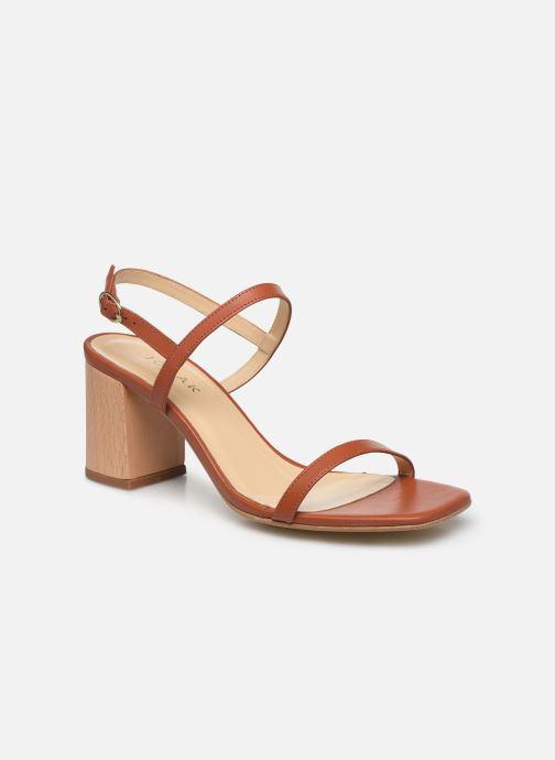 Sandali e scarpe aperte Jonak VACUNA Marrone vedi dettaglio/paio