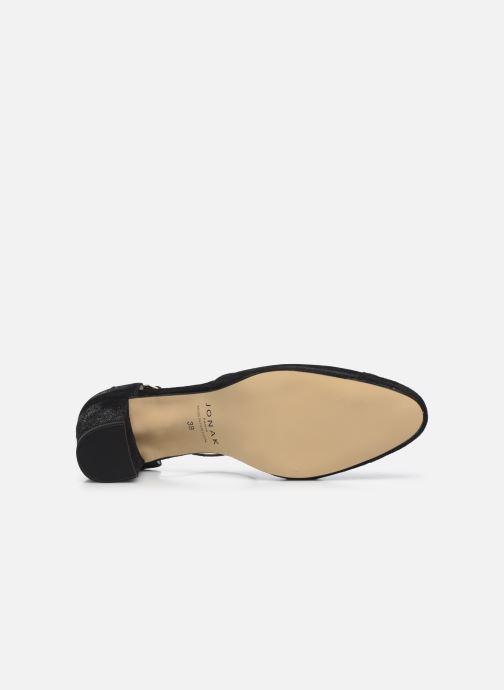 Zapatos de tacón Jonak VIMOS Negro vista de arriba