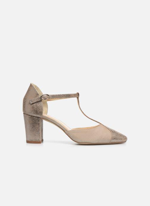 Zapatos de tacón Jonak VIMOS Oro y bronce vistra trasera