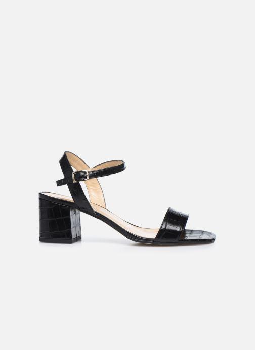 Sandales et nu-pieds Jonak VADYM Noir vue derrière