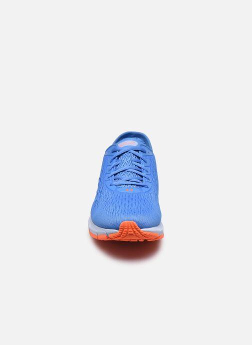 Chaussures de sport Under Armour UA HOVR Sonic 3 Bleu vue portées chaussures