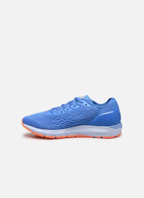 Chaussures de sport Under Armour UA HOVR Sonic 3 Bleu vue face