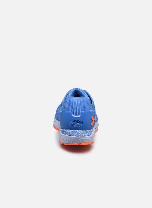 Chaussures de sport Under Armour UA HOVR Sonic 3 Bleu vue droite