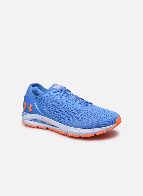 Chaussures de sport Under Armour UA HOVR Sonic 3 Bleu vue détail/paire