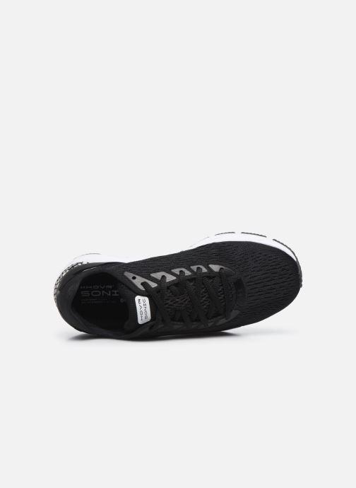 Zapatillas de deporte Under Armour UA W HOVR Sonic 3 Negro vista lateral izquierda