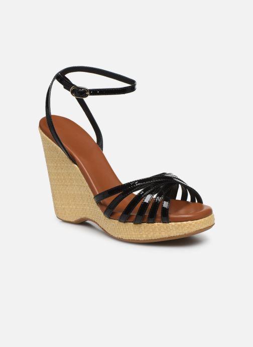 Sandali e scarpe aperte L.K. Bennett SOLANGE Nero vedi dettaglio/paio