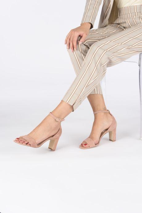 Sandali e scarpe aperte L.K. Bennett NISSI Rosa immagine dal basso