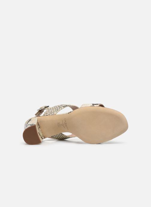Sandali e scarpe aperte L.K. Bennett RHIANNON Grigio immagine dall'alto
