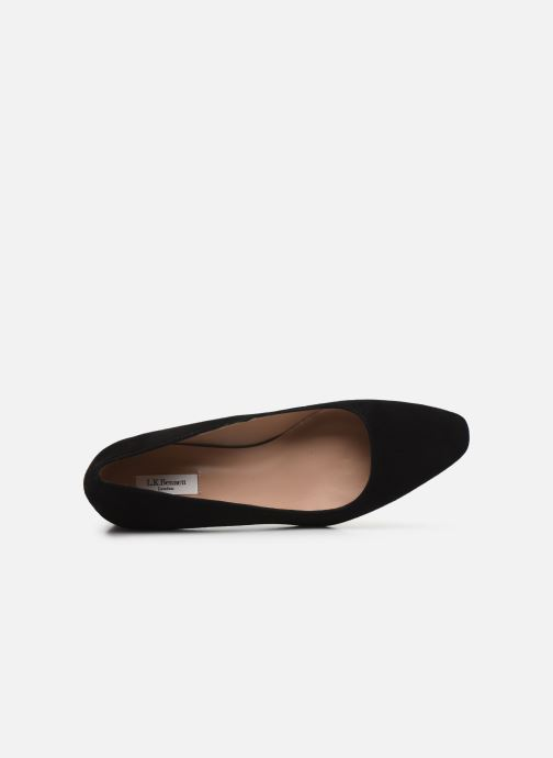 Zapatos de tacón L.K. Bennett FREYA Negro vista lateral izquierda