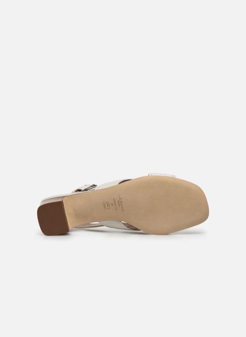 Sandali e scarpe aperte L.K. Bennett NOAH Bianco immagine dall'alto