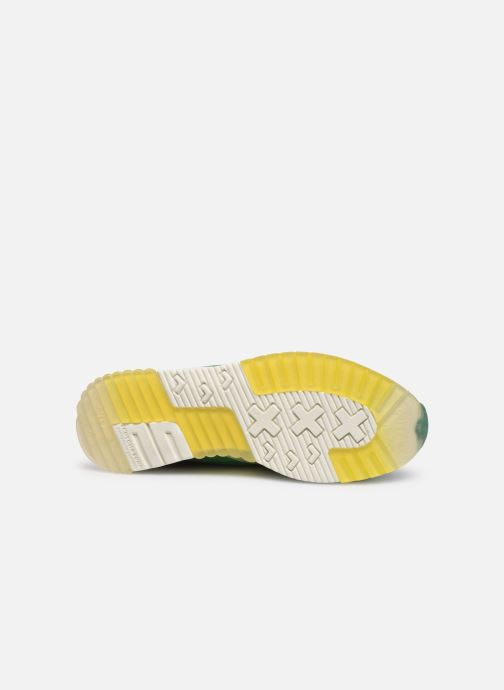 Baskets Scotch & Soda Vivex Vert vue haut