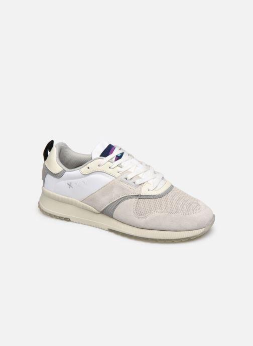 Sneakers Scotch & Soda Vivex Wit detail