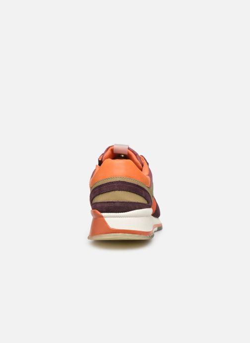 Sneakers Scotch & Soda Vivex Paars rechts