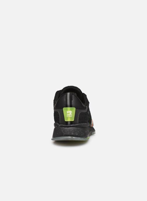 Sneakers Scotch & Soda Vivex Zwart rechts