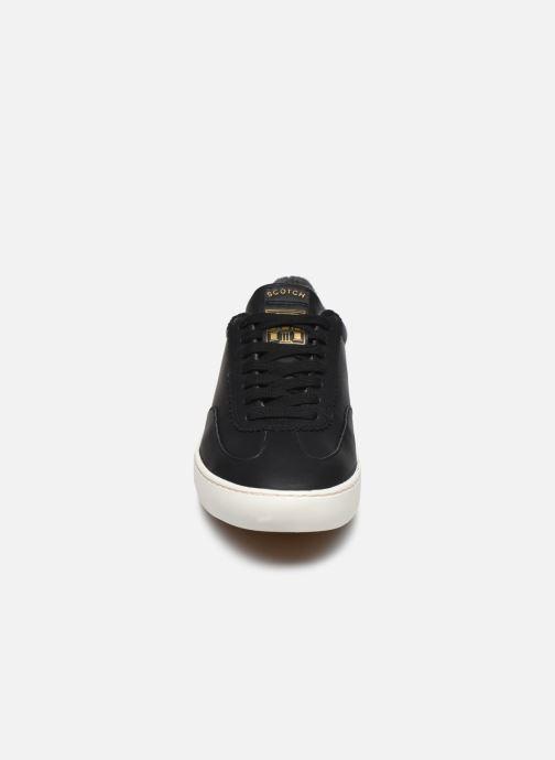 Sneakers Scotch & Soda Plakka Zwart model
