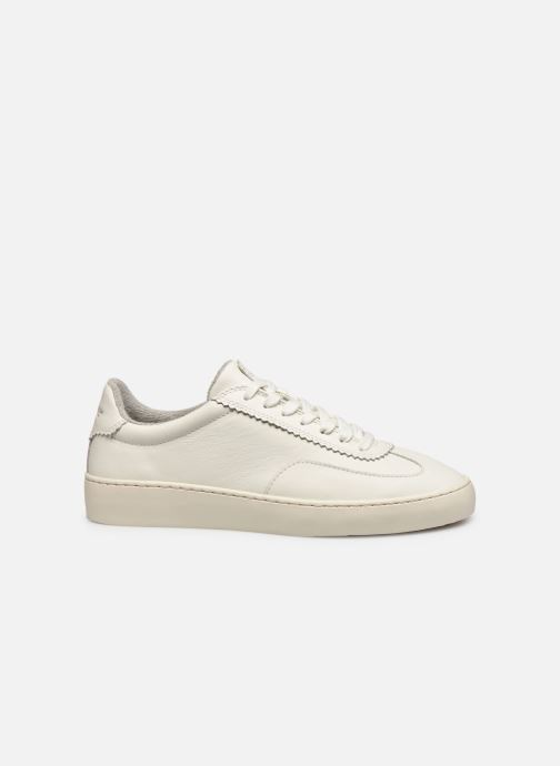Sneakers Scotch & Soda Plakka Wit achterkant