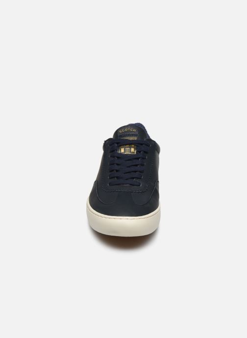 Sneakers Scotch & Soda Plakka Blauw model