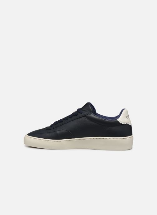 Sneakers Scotch & Soda Plakka Blauw voorkant
