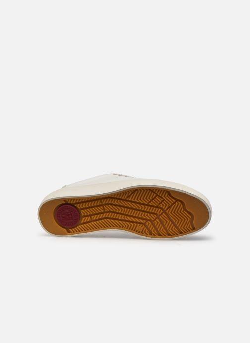 Sneaker Scotch & Soda Plakka weiß ansicht von oben