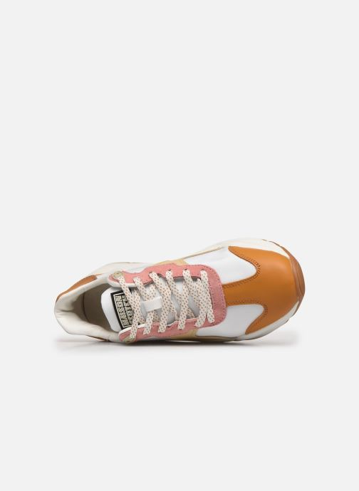 Sneakers Scotch & Soda Celest Roze links