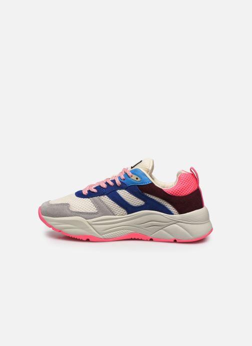 Sneakers Scotch & Soda Celest Blauw voorkant